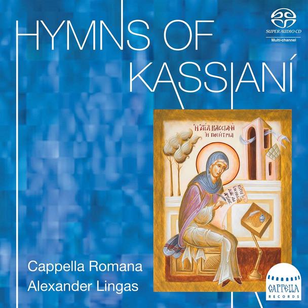 CD - Hymns of Kassiani