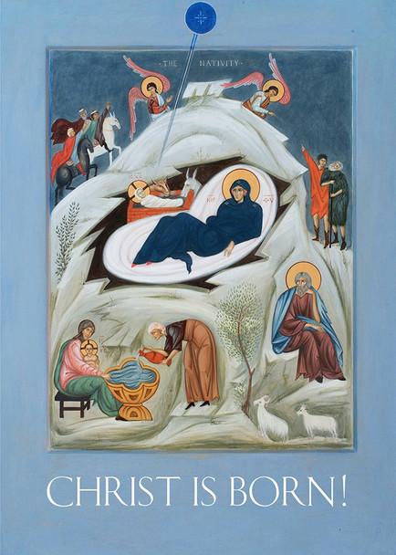 Light of Winter (2021), individual Christmas card