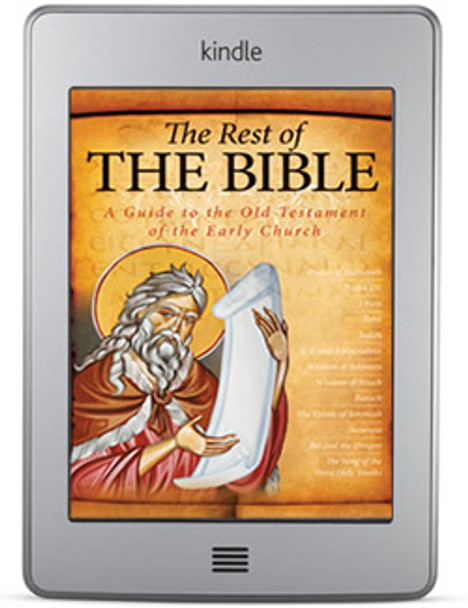The Rest of the Bible (ebook) by Theron Mathis