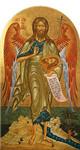 Saint John the Baptist, The Forerunner, large icon
