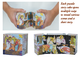 Orthodox Learning Cube, The Nativity. Multiple views.