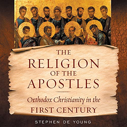 Shop Religion of the Apostles on Audible