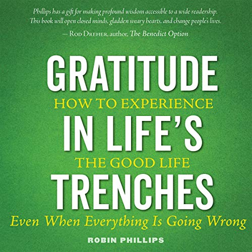 Shop Gratitude in Life's Trenches on Audible