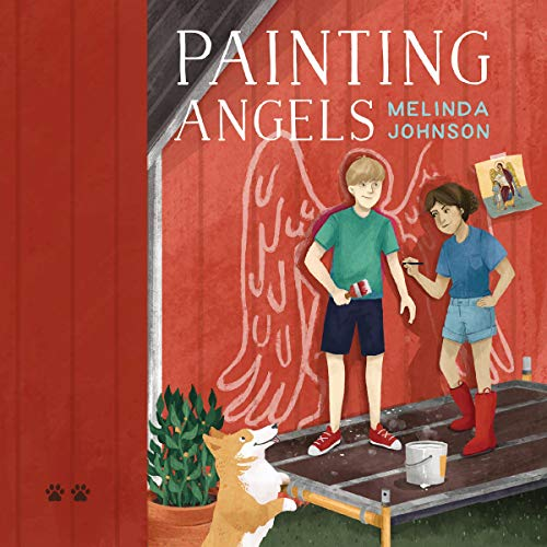 Shop Painting Angels on Audible