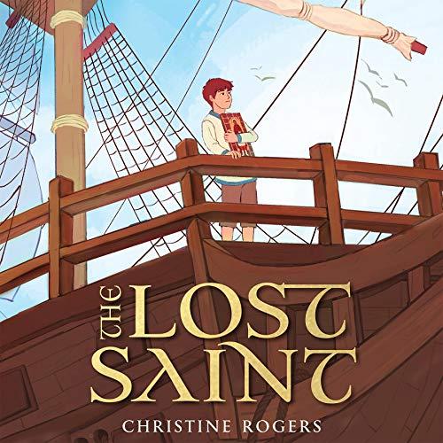 Shop The Lost Saint on Audible!