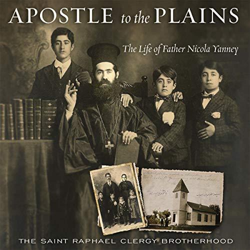 Shop Apostle to the Plains on Audible