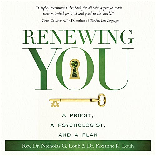 Shop Renewing You on Audible!