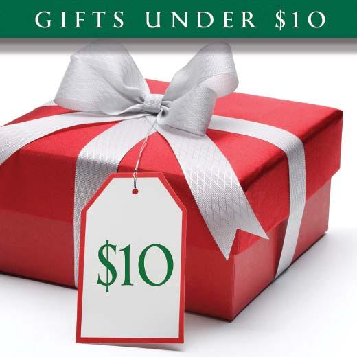 Shop Gifts Under $10