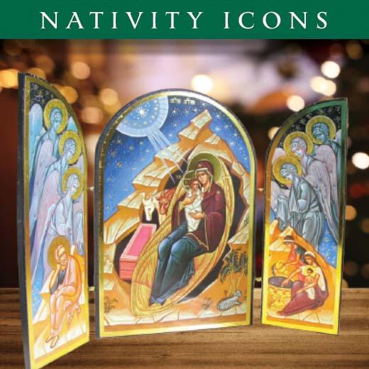 Shop Nativity Icons