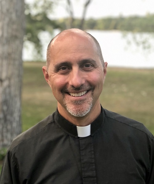 Fr Evan Armatas, author of Toolkit for Spiritual Growth