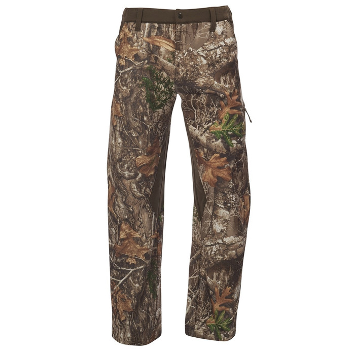 Slumberjack Broadhead Tech Pant, Realtree EDGE Camo, front view
