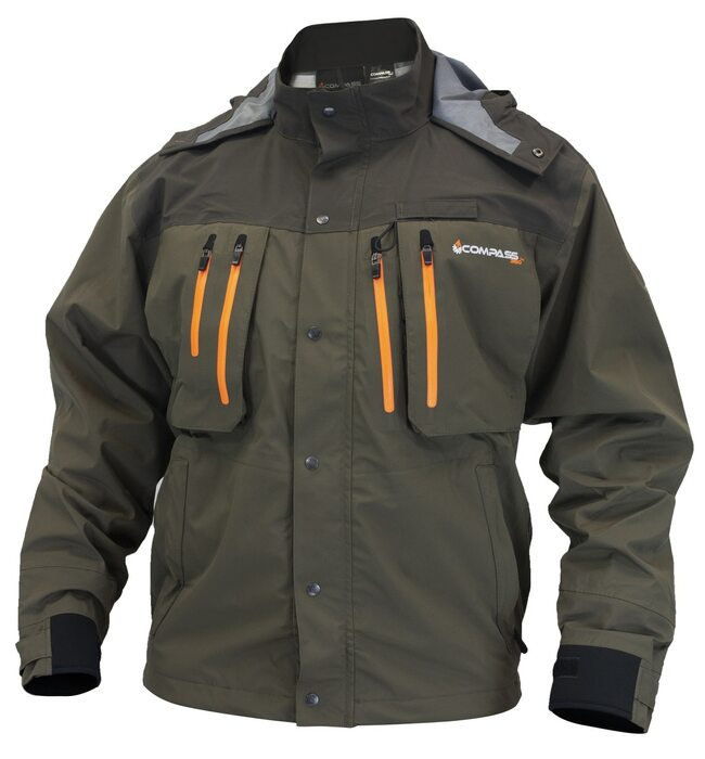 Taupe/Stone - Point Guide Wading Jacket