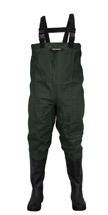Forest Green - Oxbow Poly Rubber Btft Wader