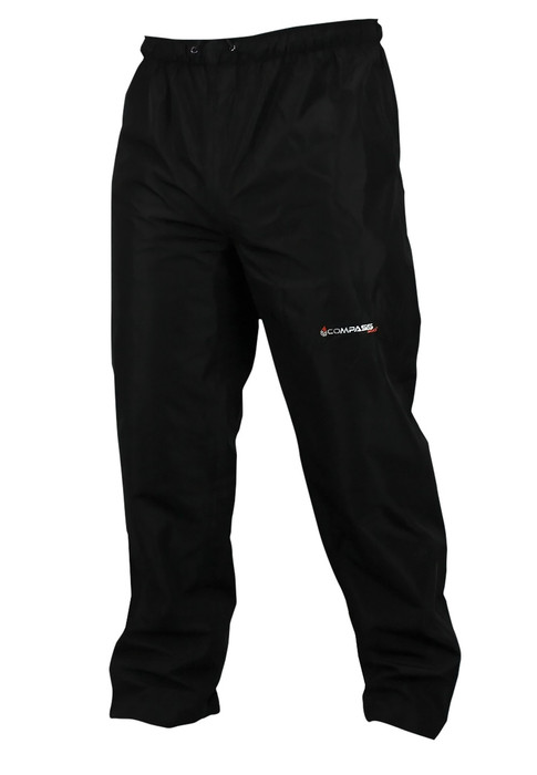Black - Hydrotek Rain Pants