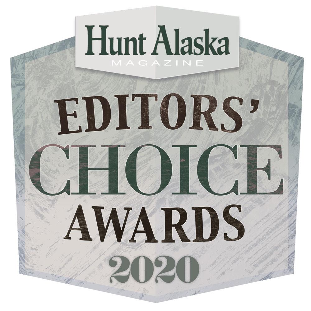 Hunt Alaska Award Logo