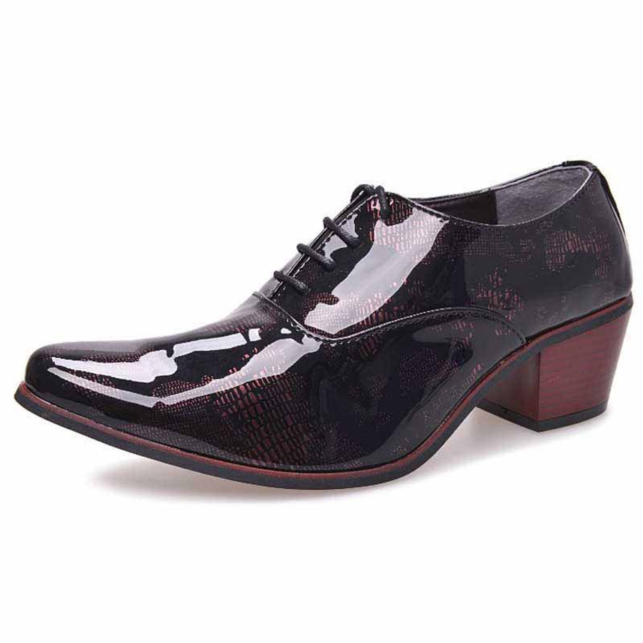 camo dress shoes
