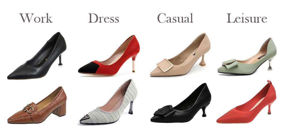 Womens High Heels New Arrivals 15-01-2020 ShoeEver.com