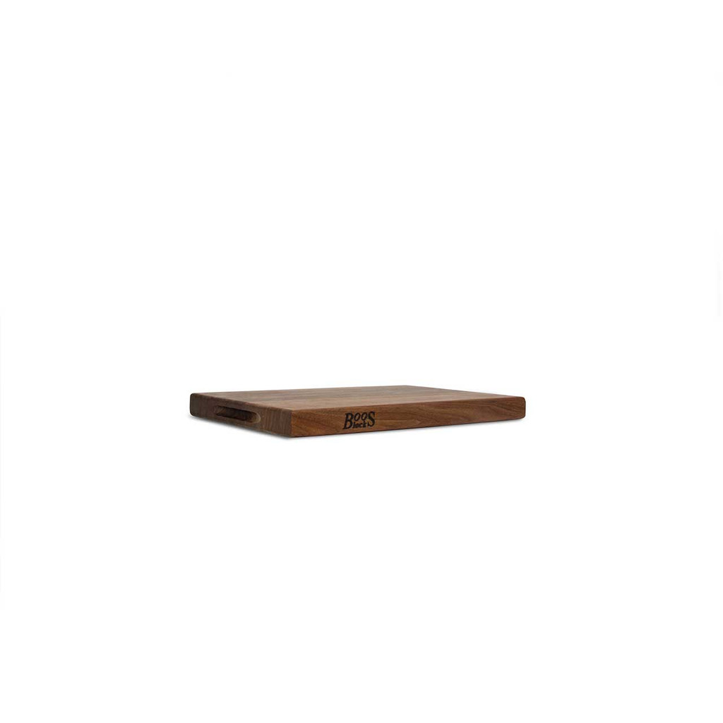"John Boos Walnut R Cutting Board - 18""x 12""x 1-1/2"""