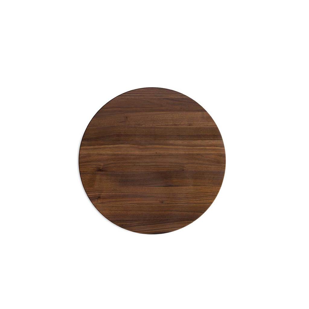 """John Boos Walnut R Cutting Board - 18"""" Round"""