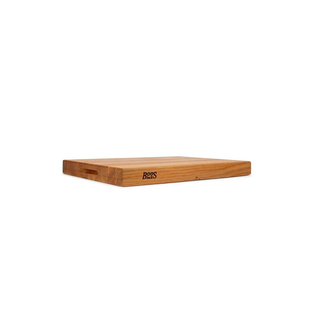 """John Boos Cherry RA Cutting Board -  24""""x 18""""x 2-1/4"""""""