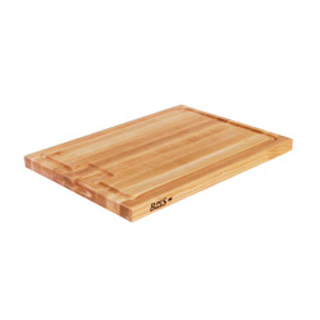 "John Boos Au Jus Board - 24""x 18""x 1-1/2"""