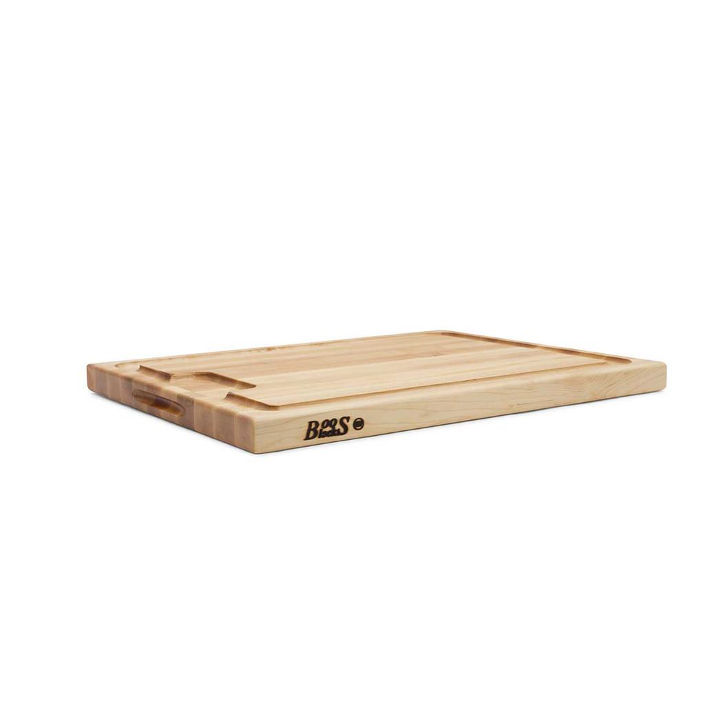 "John Boos Au Jus Board - 20""x 15""x 1-1/2"""