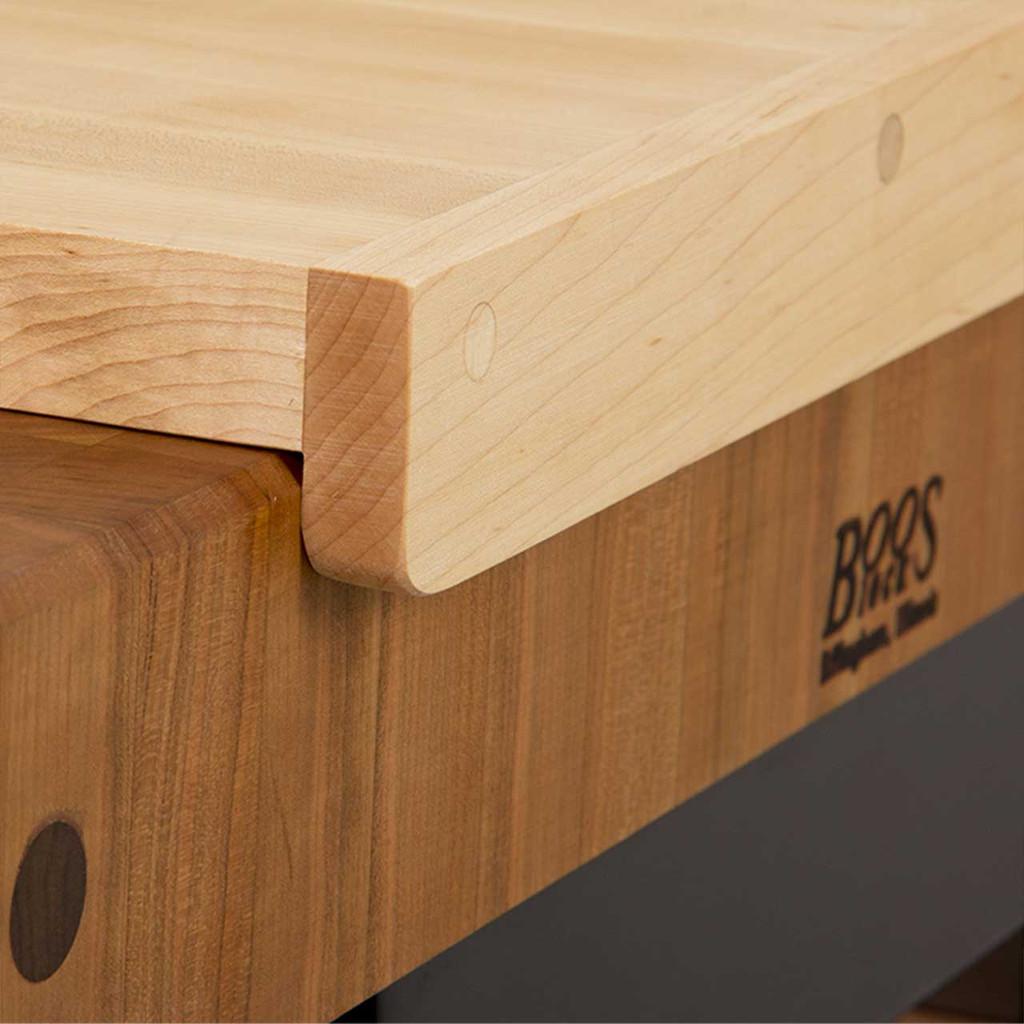 """John Boos Countertop Knead Board - 17-1/4""""x 17-1/4"""""""