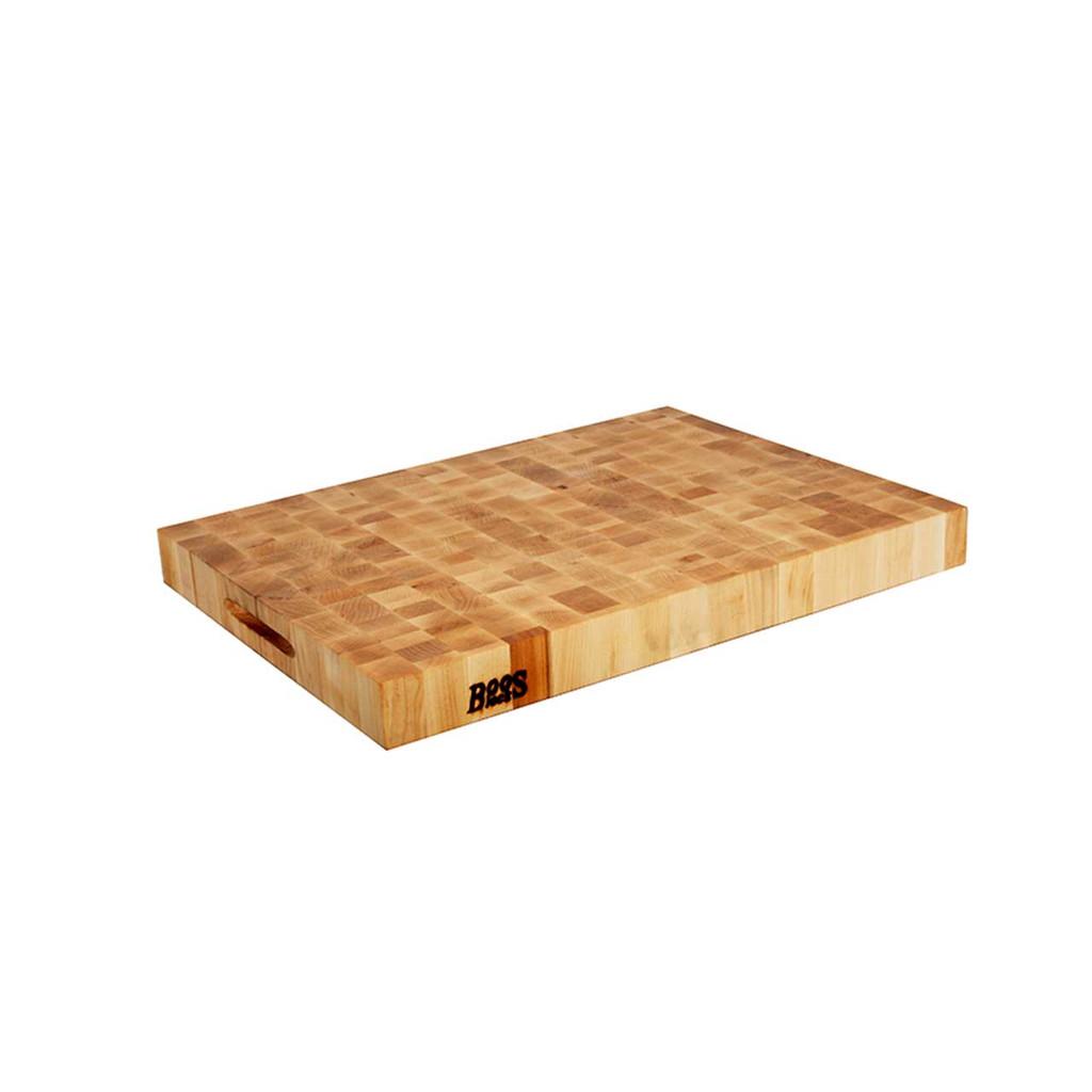 "John Boos Maple Chopping Block - 24""x 18""x 2-1/4"""