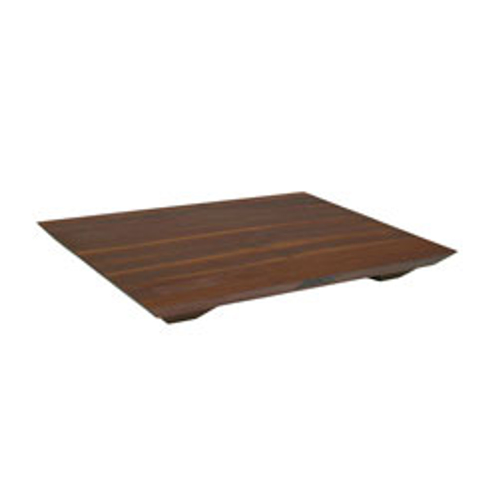 "John Boos Walnut Fusion Cutting Board - 20""x 15""x 1"""