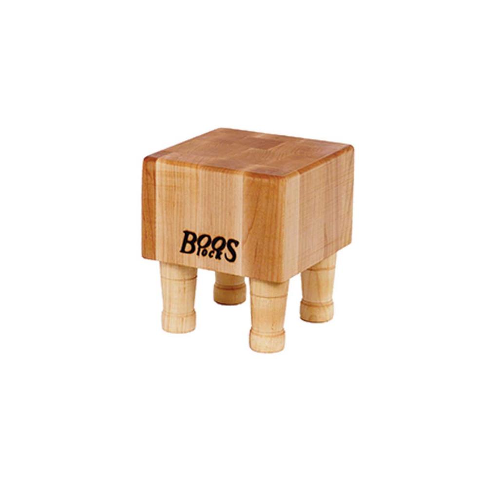 """John Boos Mini Cheese Block - 6"""" x 6"""" x 4"""""""