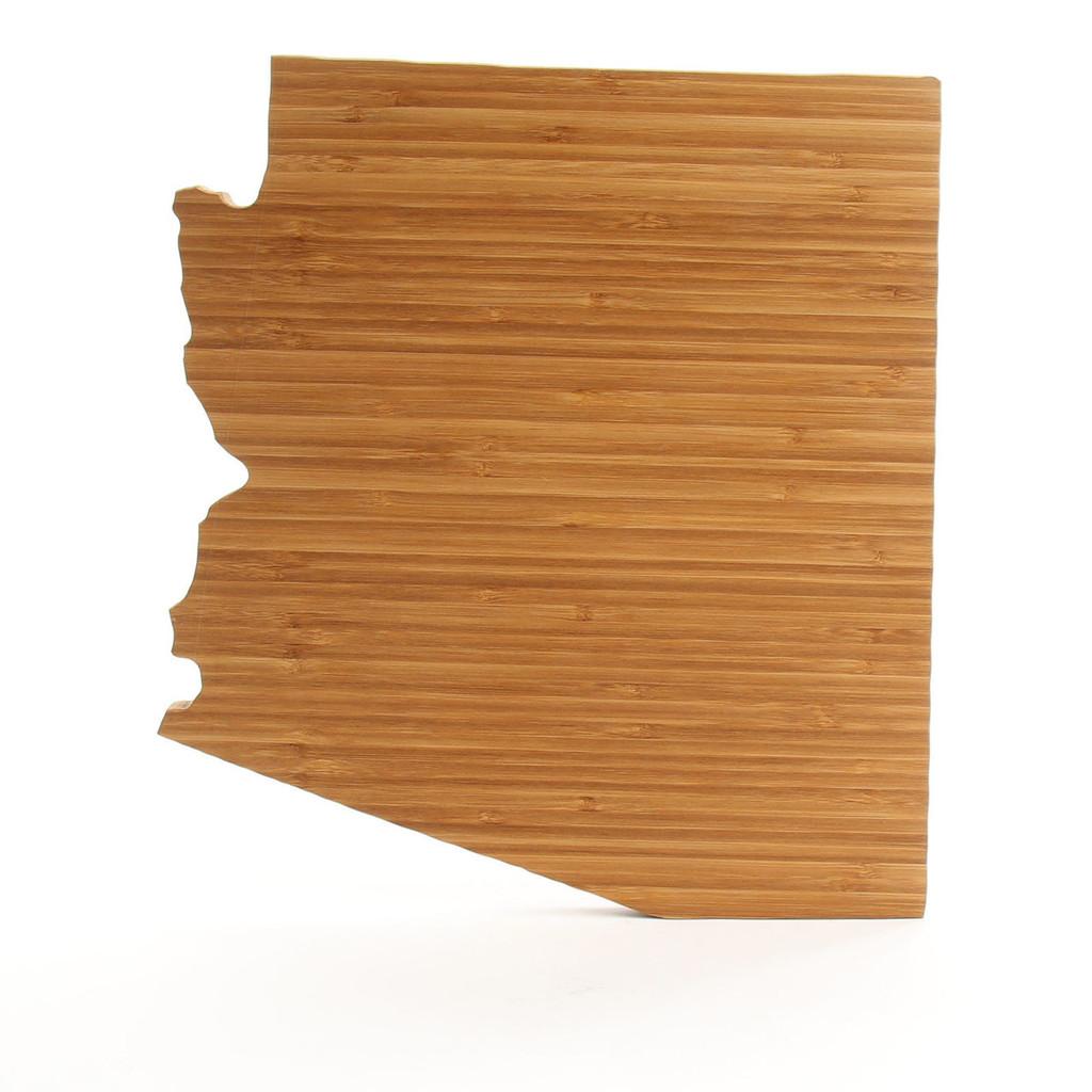 Arizona State Shaped Cutting Boards