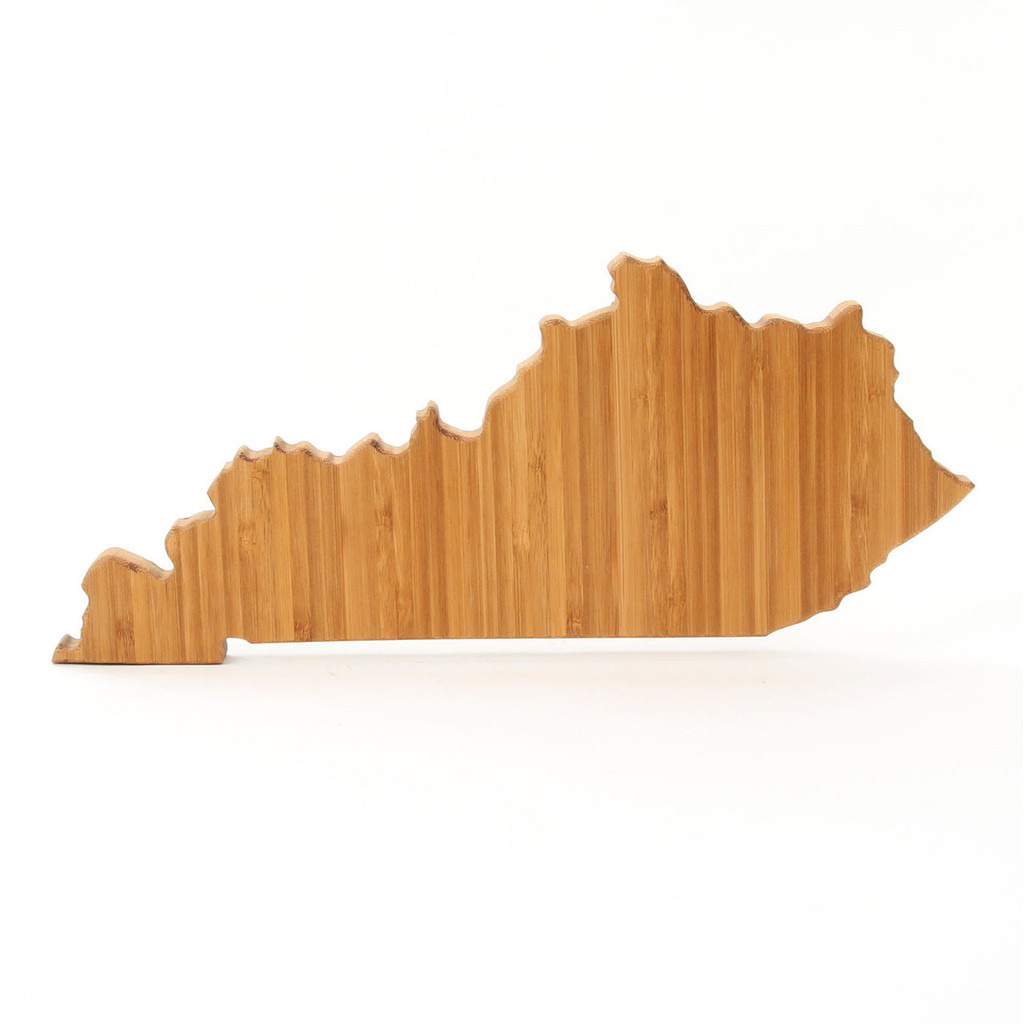 Kentucky State Shaped Cutting Boards