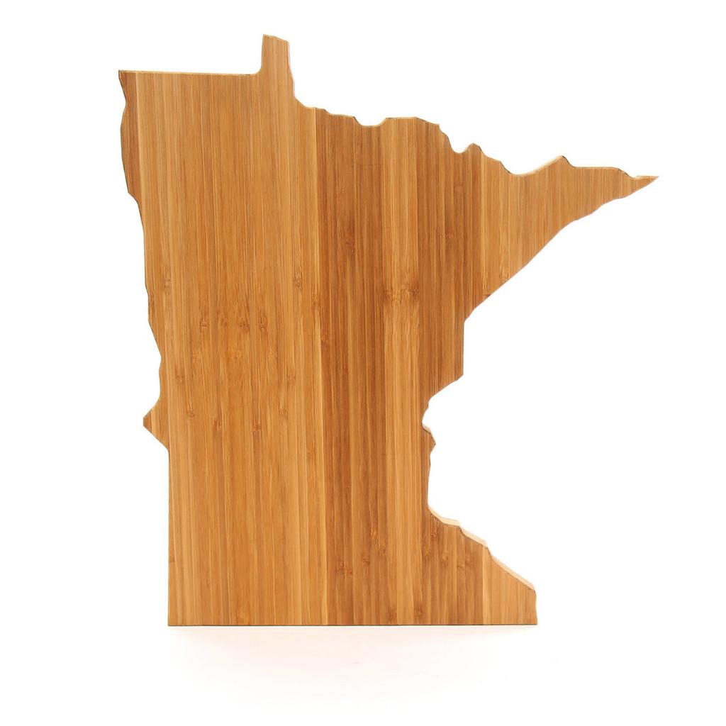 Minnesota State Shaped Cutting Boards