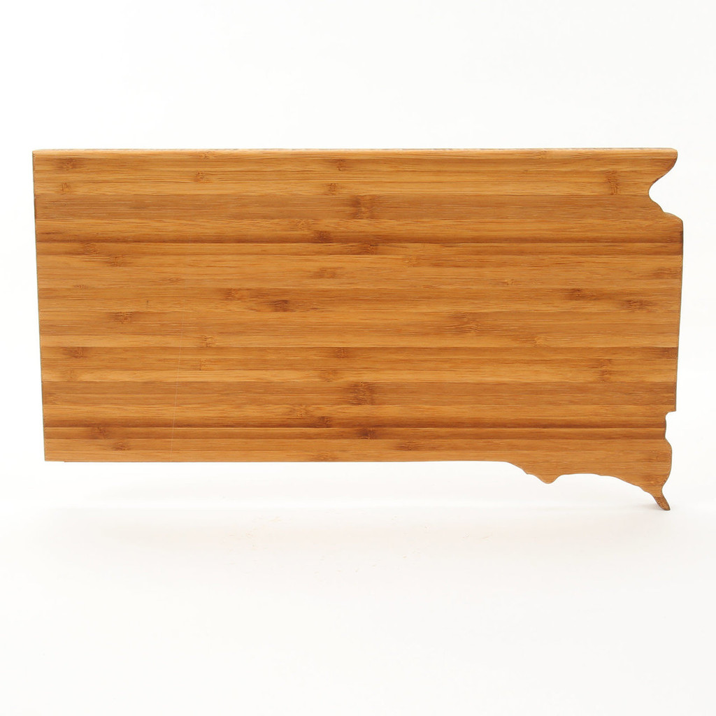 South Dakota State Shaped Cutting Boards