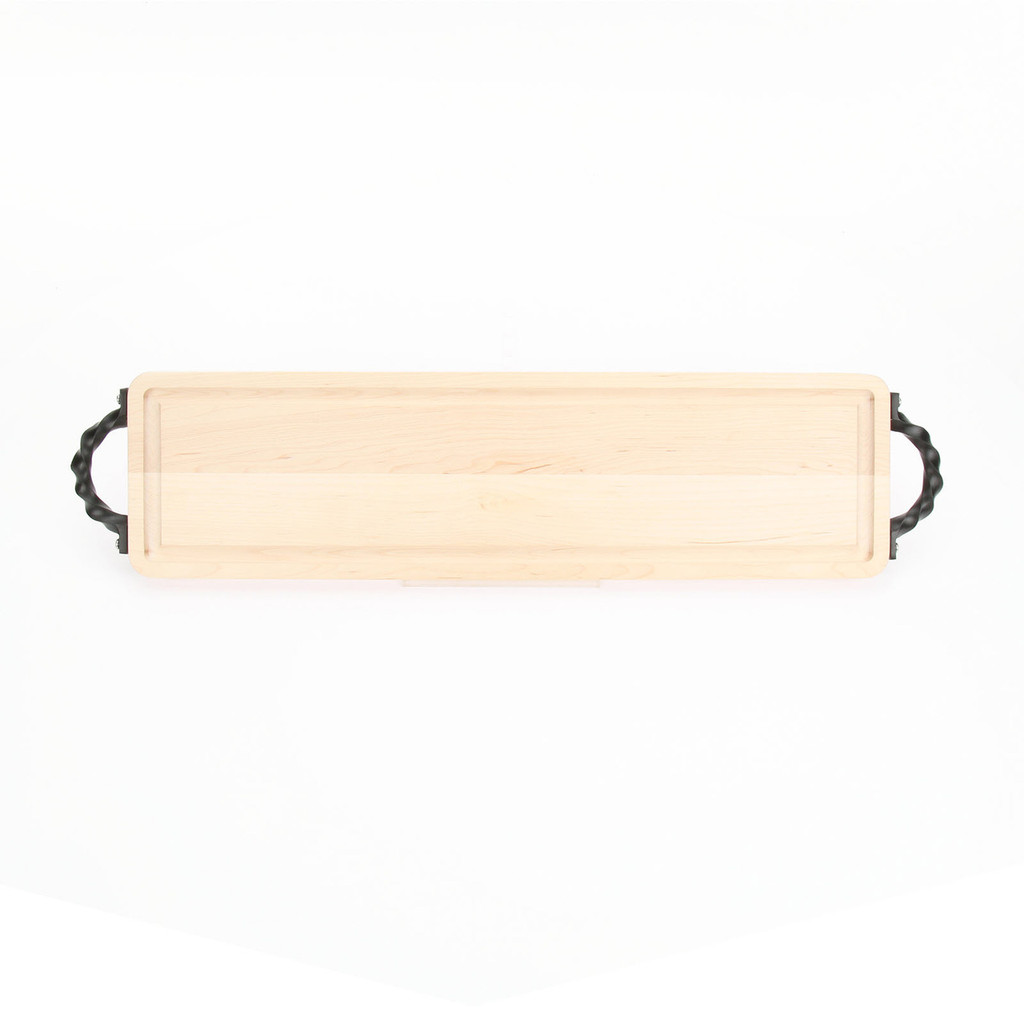 Bread Board - Maple (w/ Twisted Handles)