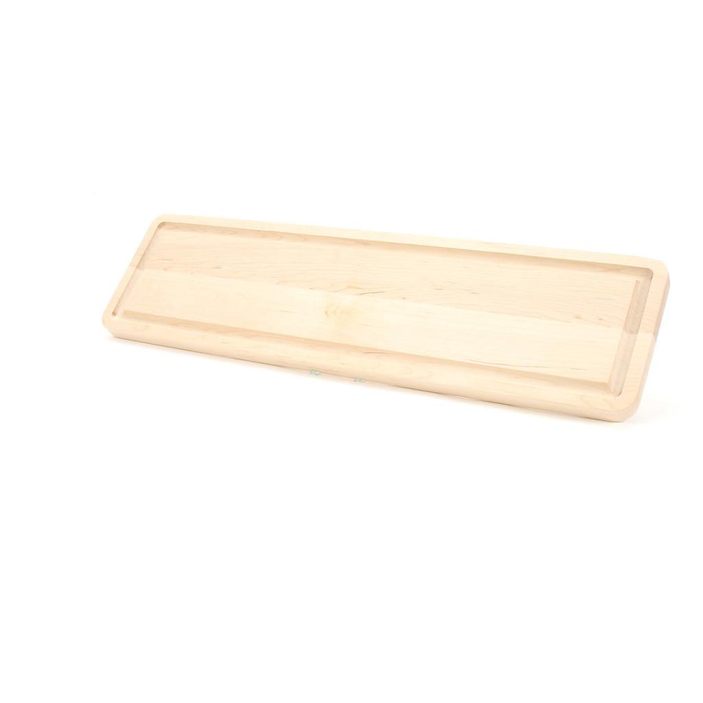 Bread Board - Maple (No Handles)