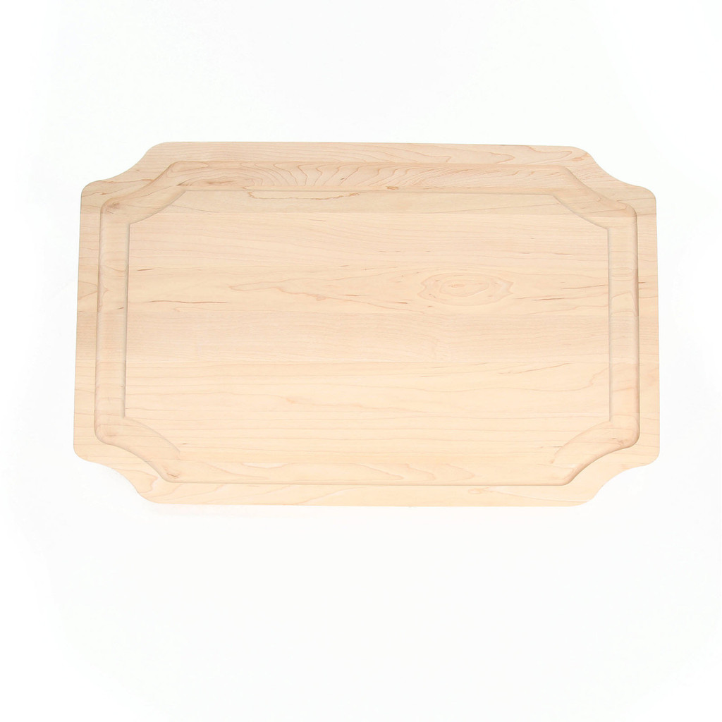 "Selwood 15"" x 24"" Cutting Board - Maple (No Handles)"