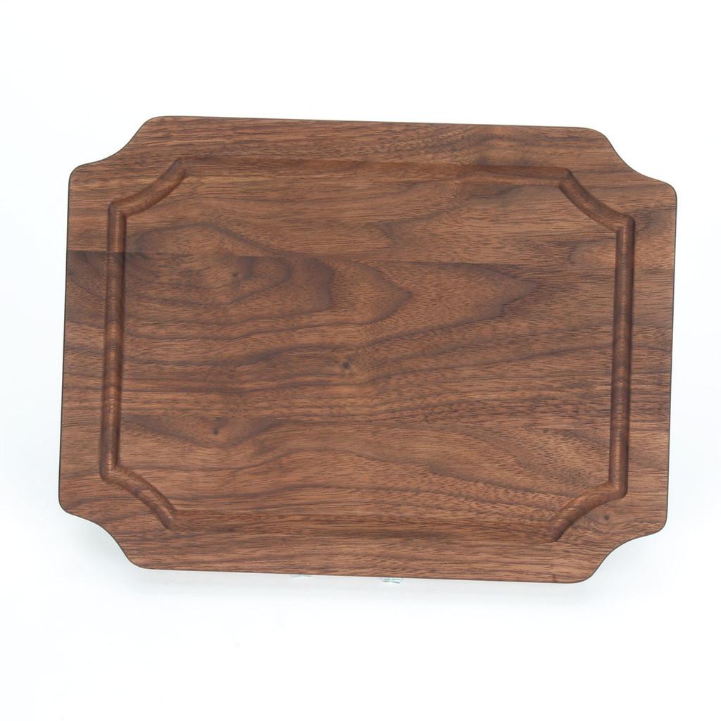 """Selwood 9"""" x 12"""" Cutting Board - Walnut (No Handles)"""