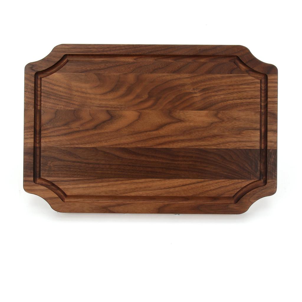 """Selwood 12"""" x 18"""" Cutting Board - Walnut (No Handles)"""