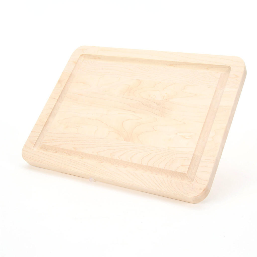 "Wiltshire 9"" x 12"" Cutting Board - Maple (No Handles)"