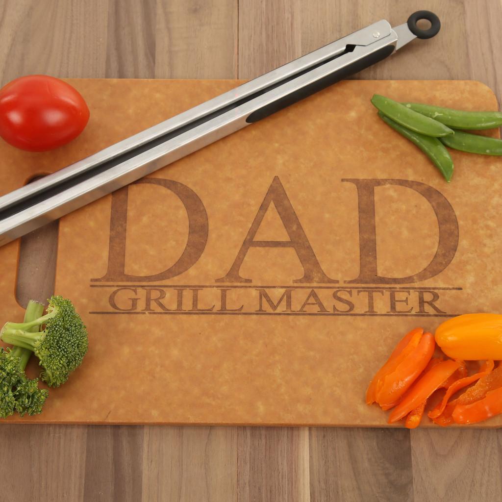 Dad's High Temp Cutting Board