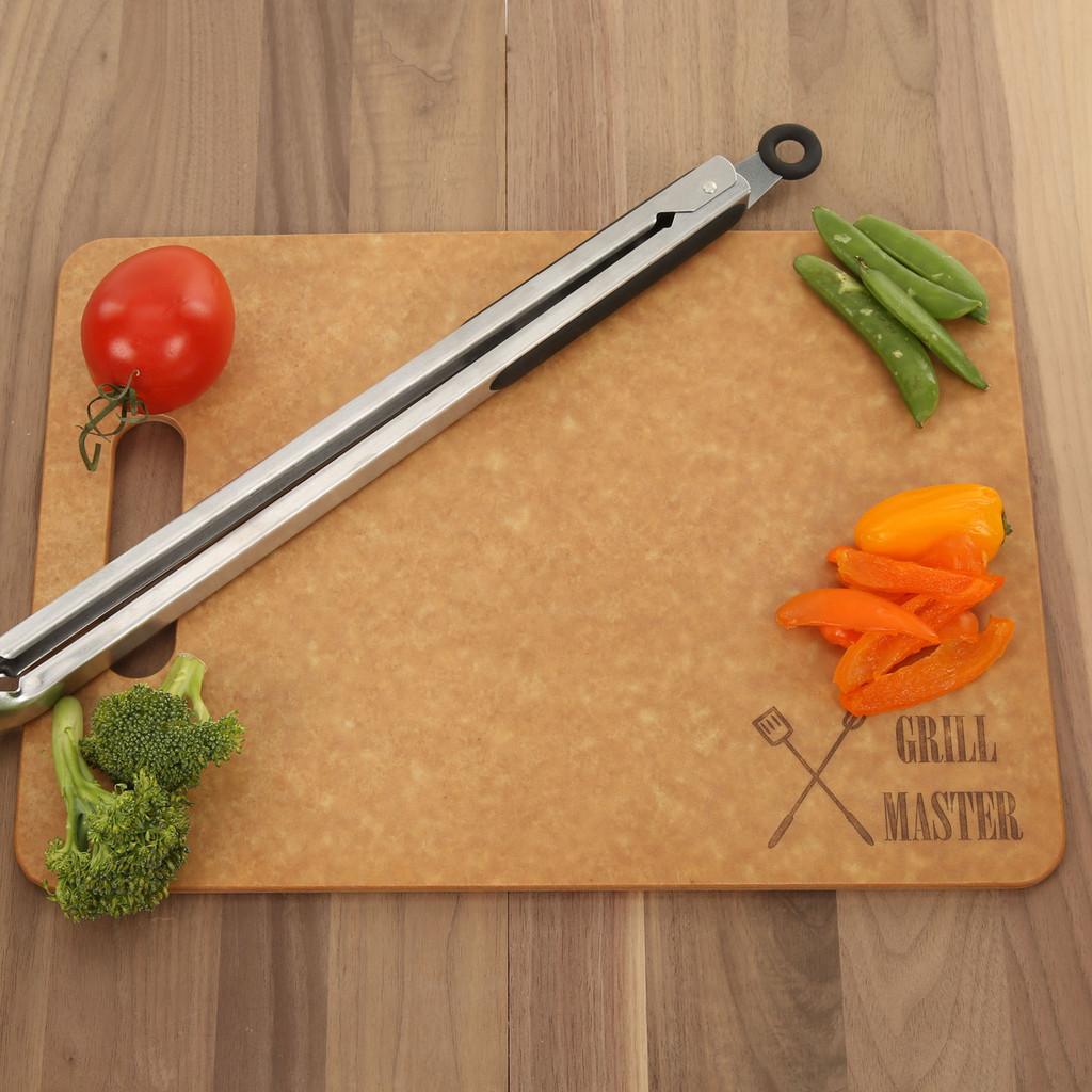 Grill Master High Temp Cutting Board