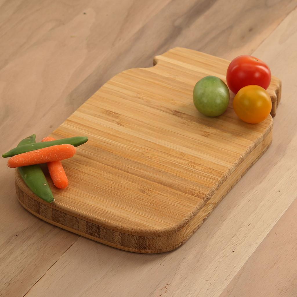 Mason Jar Cheese Board