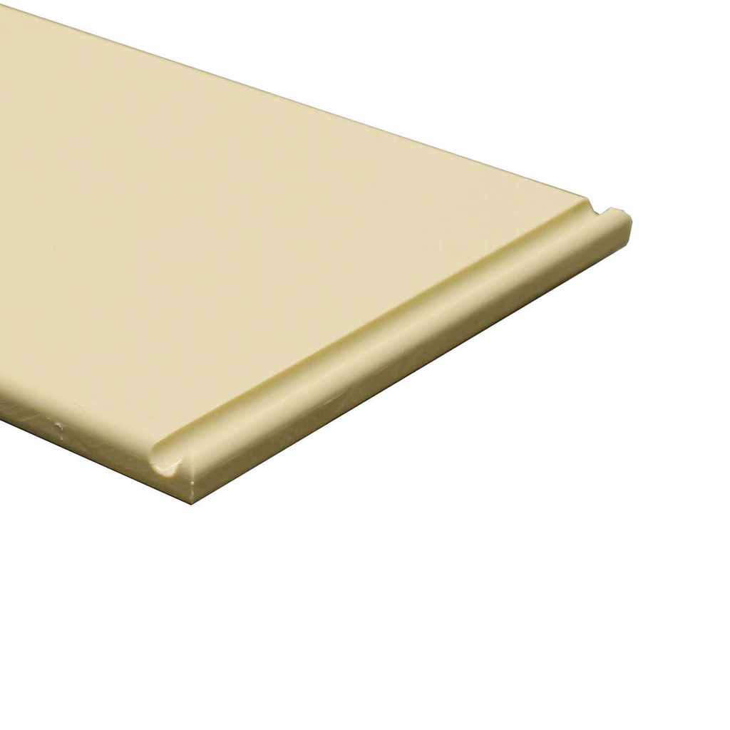 """3/4"""" Tan Poly Under Counter Cutting Board - Currently Not In Stock, Taking Back Orders"""