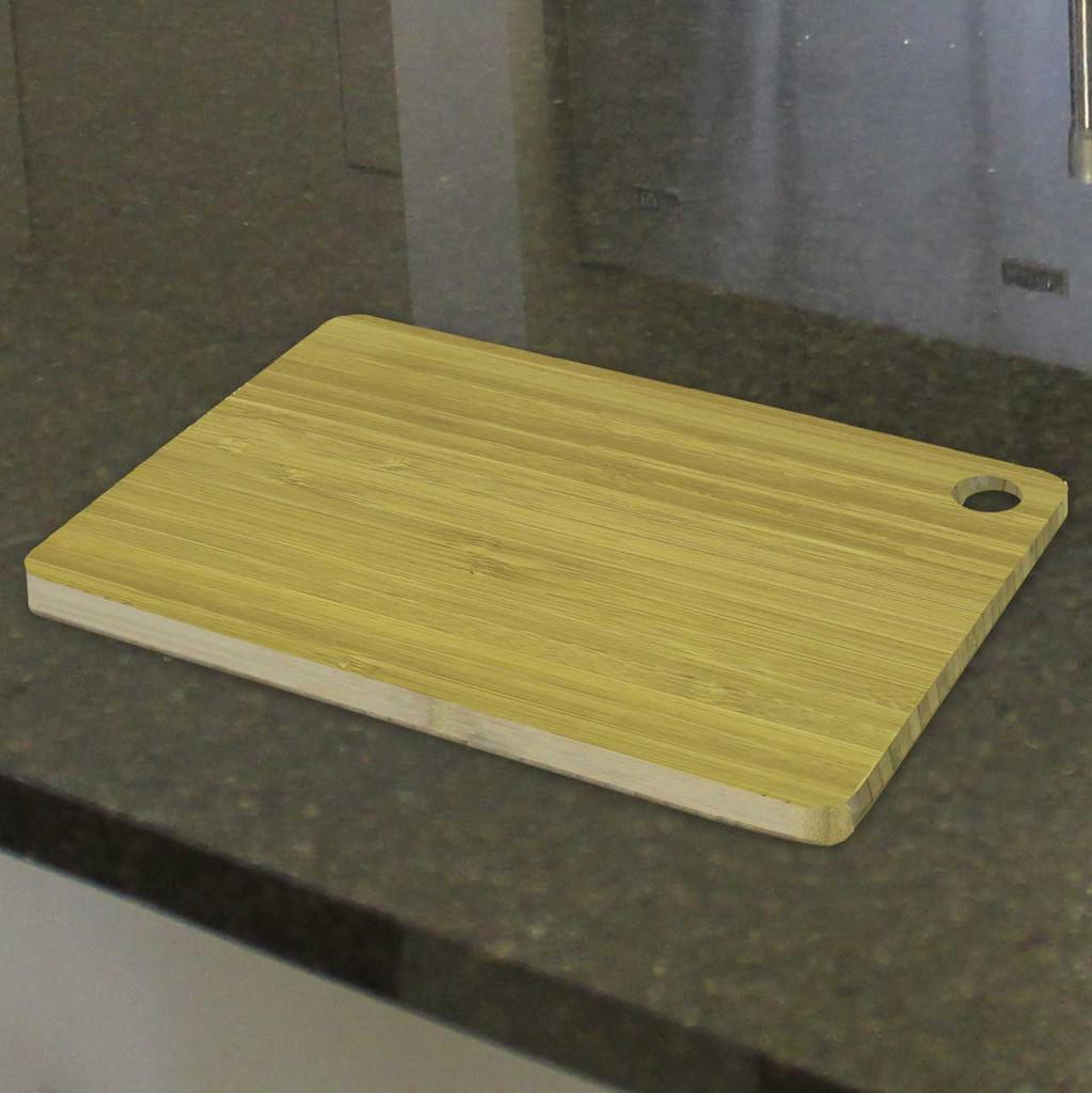 Everyday Kitchen Bamboo Cutting Board