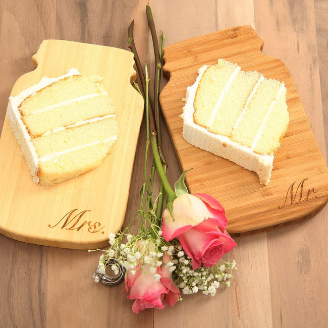 Custom Cutting Boards - the Perfect Wedding Gift!