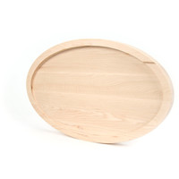 "Grandbois Trencher 15"" x 24"" Cutting Board - Maple (No Handles)"