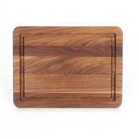 """Wiltshire 9"""" x 12"""" Cutting Board - Walnut (No Handles)"""