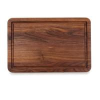 """Wiltshire 10"""" x 16"""" Cutting Board - Walnut (No Handles)"""