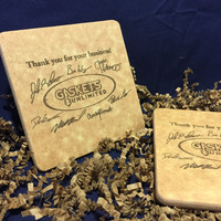 Personalized Coaster Gift Set